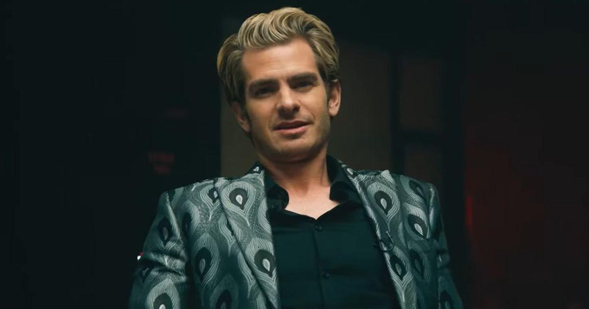 'Mainstream' trailer: Andrew Garfield plays a YouTube celebrity in media satire