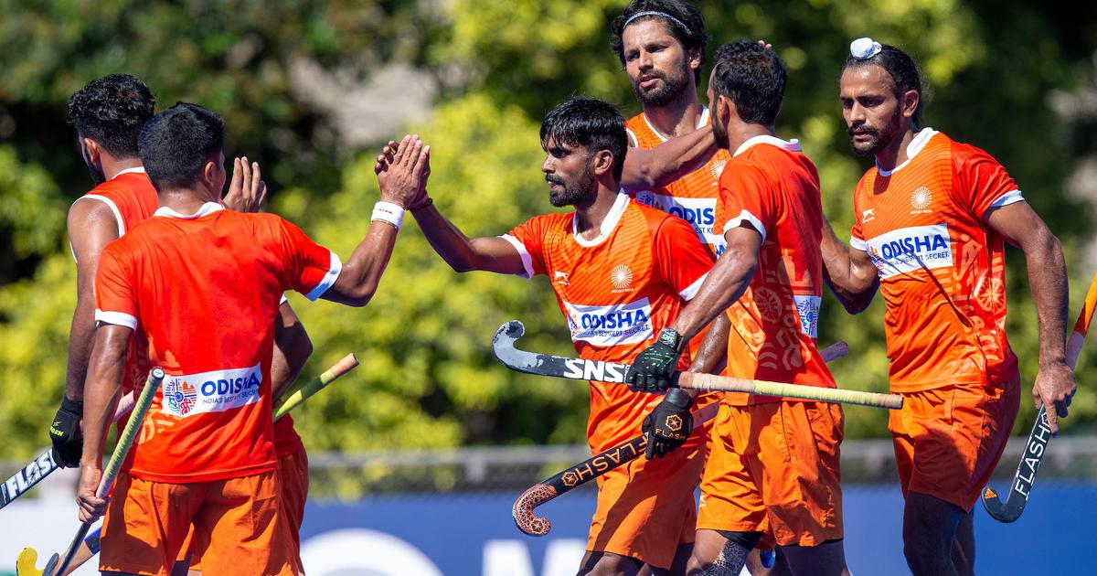 Hockey: India off to a winning start in Argentina, beat Olympic champs in first practice match