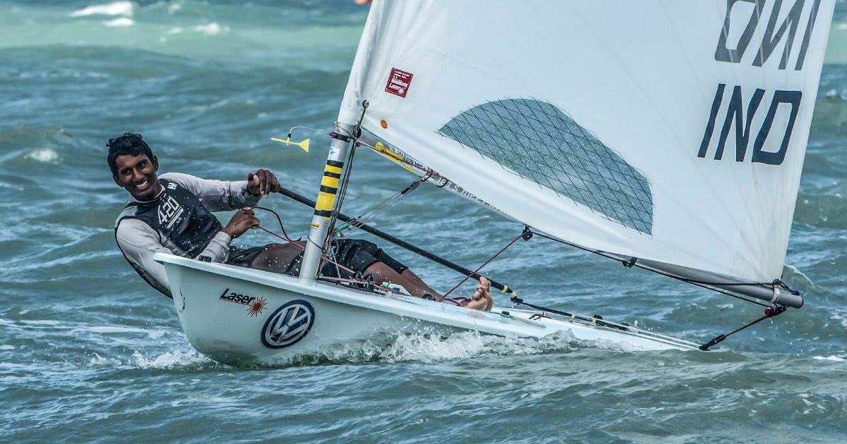 Sailing: India's Vishnu Saravanan, KC Ganapathy-Varun Thakkar qualify for Tokyo Olympics