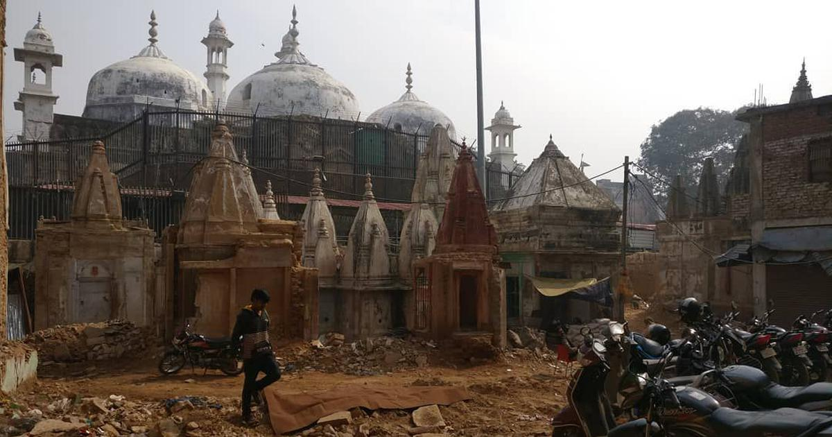 UP court allows ASI to survey disputed site of Kashi Vishwanath Temple, Gyanvapi Mosque complex