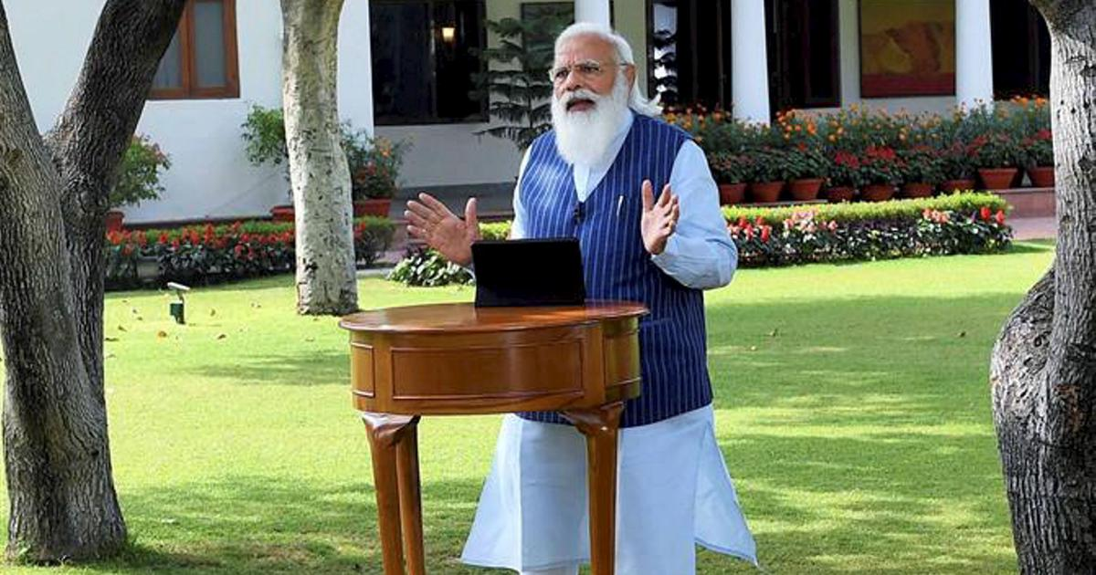 As Modi is mocked for advice to students on tough exam questions, PM's office, PIB delete tweet