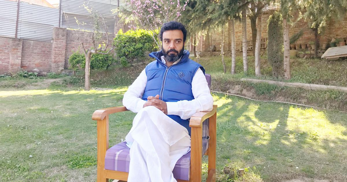 Interview: 'Everyone expected once Omar Abdullah walks out, something will happen. But nothing did.'