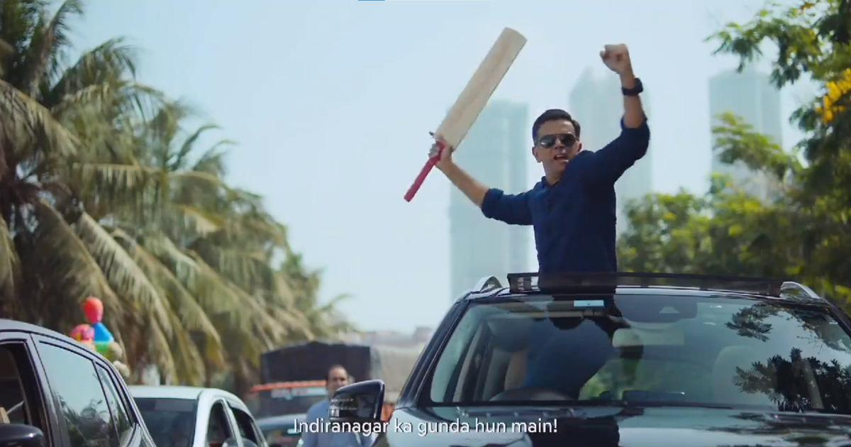 Watch: In this new advert, Bengaluru traffic gets too much even for Rahul Dravid
