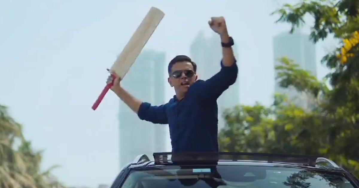 Watch: From Jammy to Indira Nagar's Gunda in a traffic jam, Rahul Dravid in advertisements