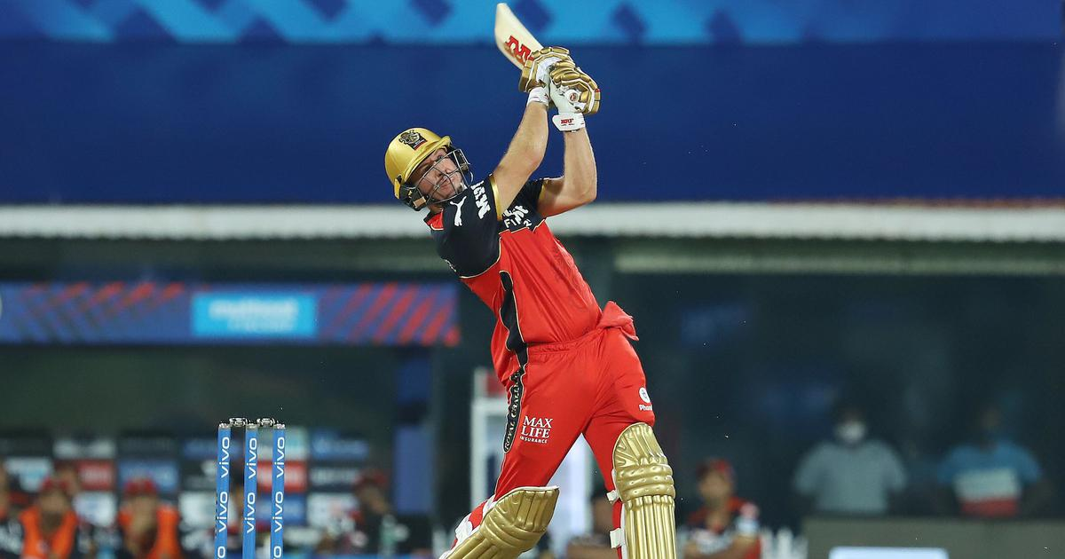 Watch: I'd love to win the IPL, might just faint or fall over if we do it, says RCB's AB de Villiers