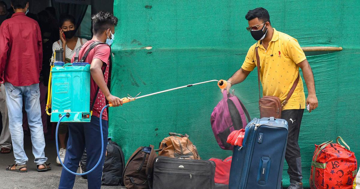 Coronavirus numbers: India reports record 2.73 lakh new cases, tally crosses 1.5 crore