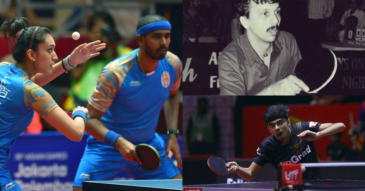 Paddling towards success: The story behind the upswing of table tennis in India