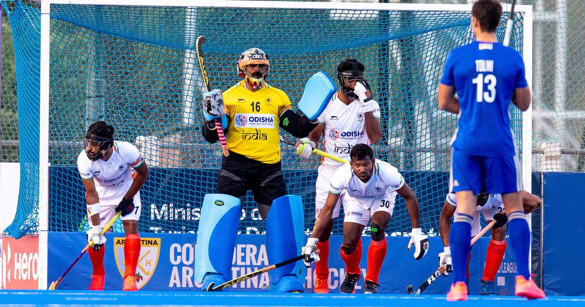 Hockey: Dominant India crush Olympic champs Argentina 3-0 in FIH Pro League game