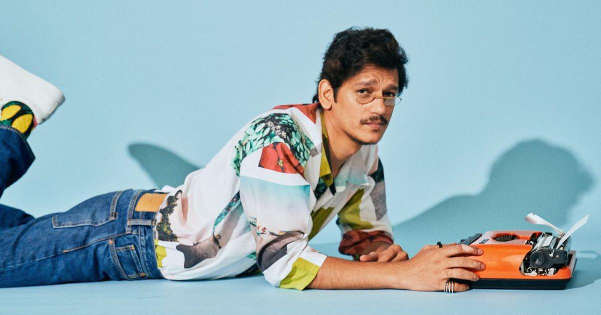 No more fumbling-bumbling: Vijay Varma is on the up after 'OK Computer'