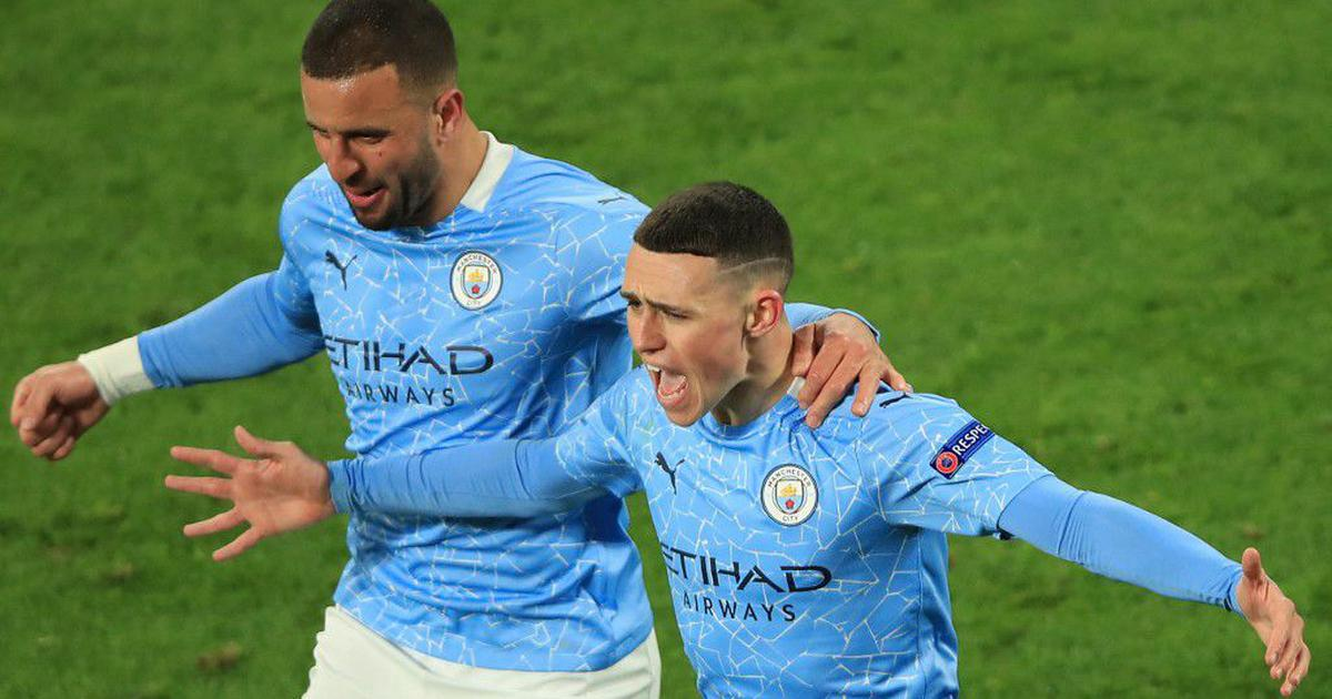 Champions League: Phil Foden takes Manchester City to blockbuster semi-final against PSG