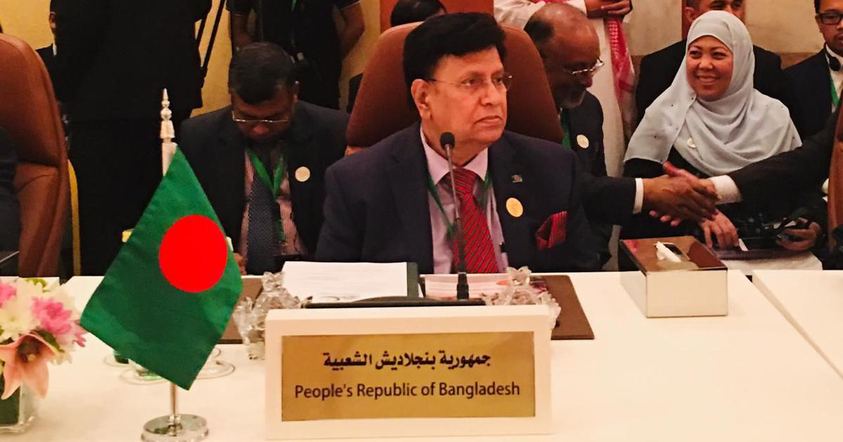 'His knowledge is limited': Bangladesh foreign minister criticises Amit Shah's infiltration comment