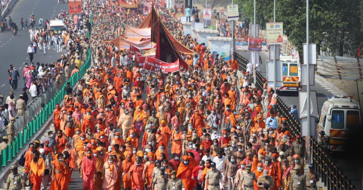 Kumbh Mela: Niranjani Akhada to opt out of event as coronavirus cases rise in Haridwar