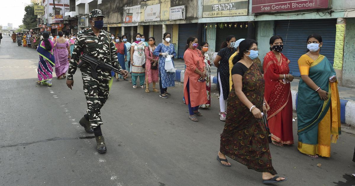 West Bengal polls: 78.36% voter turnout reported; Modi and Amit Shah hold rallies