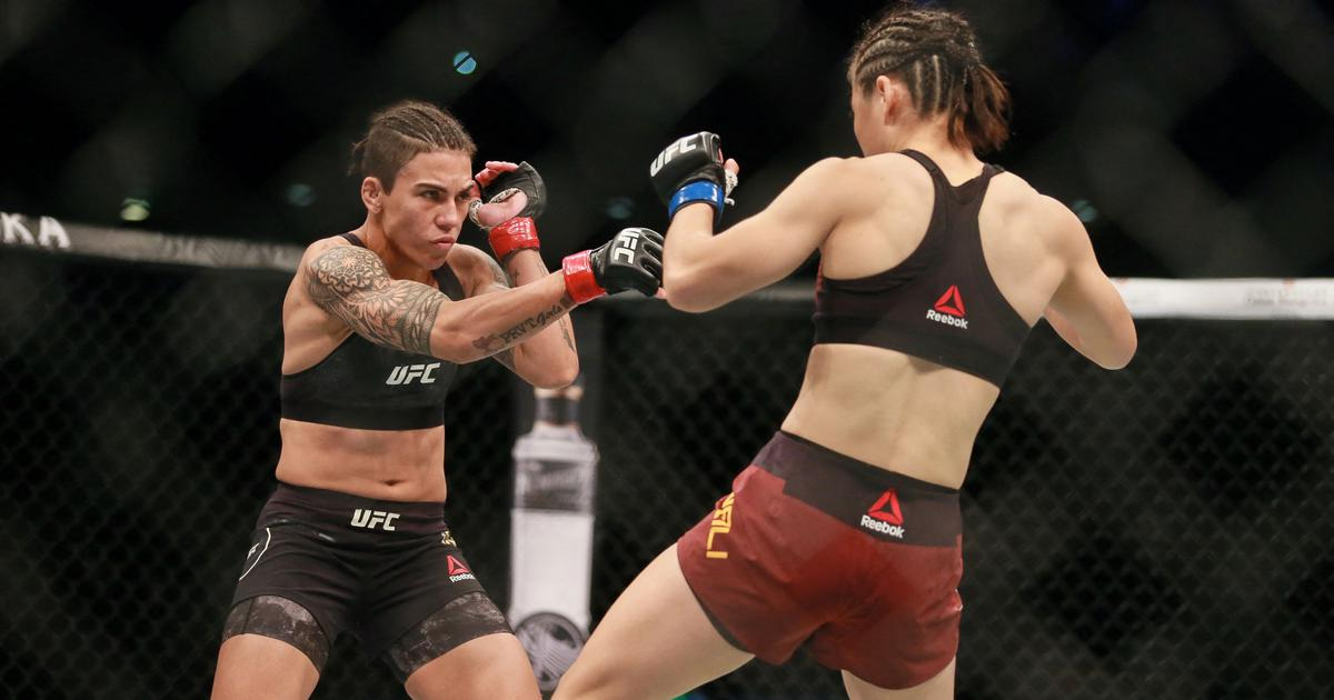 Representation doesn't end exploitation: The rise of female UFC fighters obscures inequality