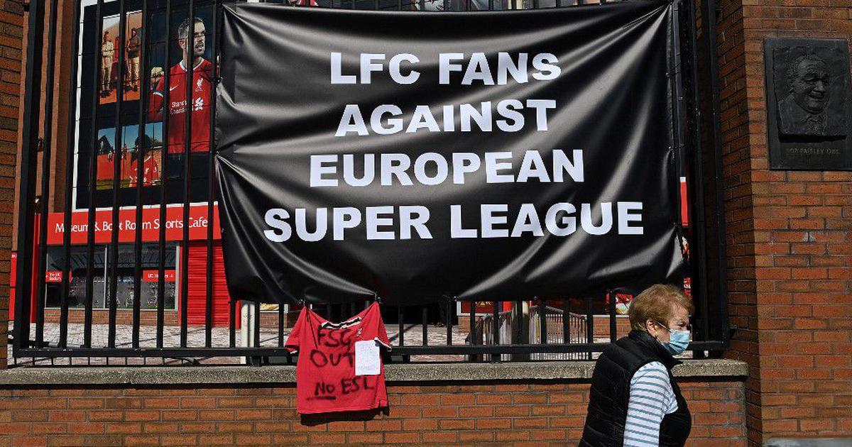 Watch: Liverpool manager Jurgen Klopp reacts to controversial European Super League