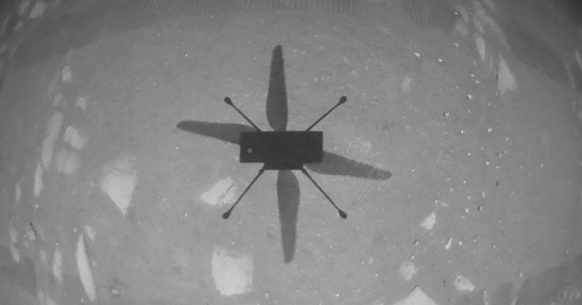 How NASA flew a helicopter on Mars