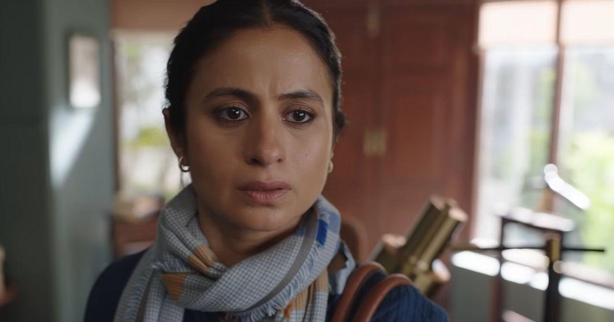 Out of Love season 2 trailer: Rasika Dugal and Purab Kohli are back, this  time for revenge