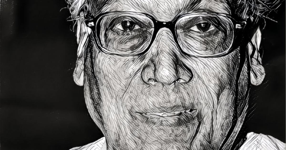 'Advertisements hide my face': Nine poems by the Bengali poet Shankha Ghosh (1932-2021)