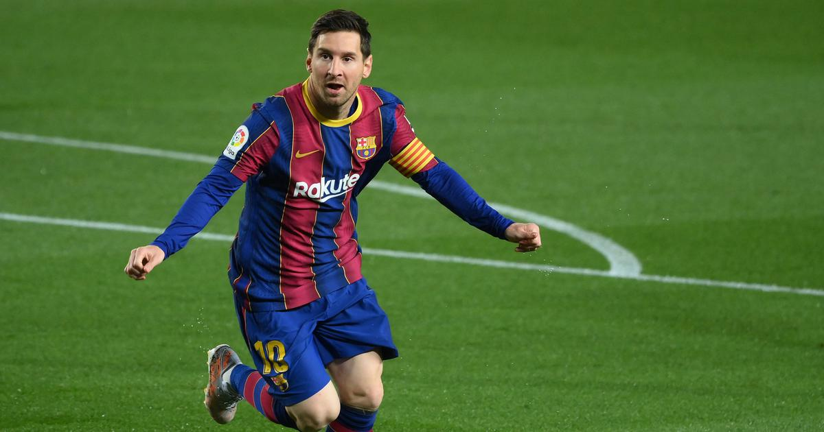 Lionel Messi agrees new five-year contract with Barcelona with reduced wage: Reports