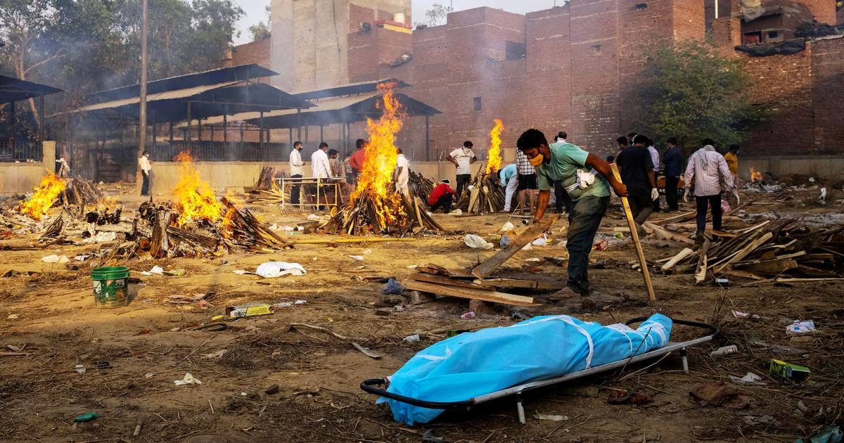 India is undercounting Covid-19 deaths. Here's how to work around the problem