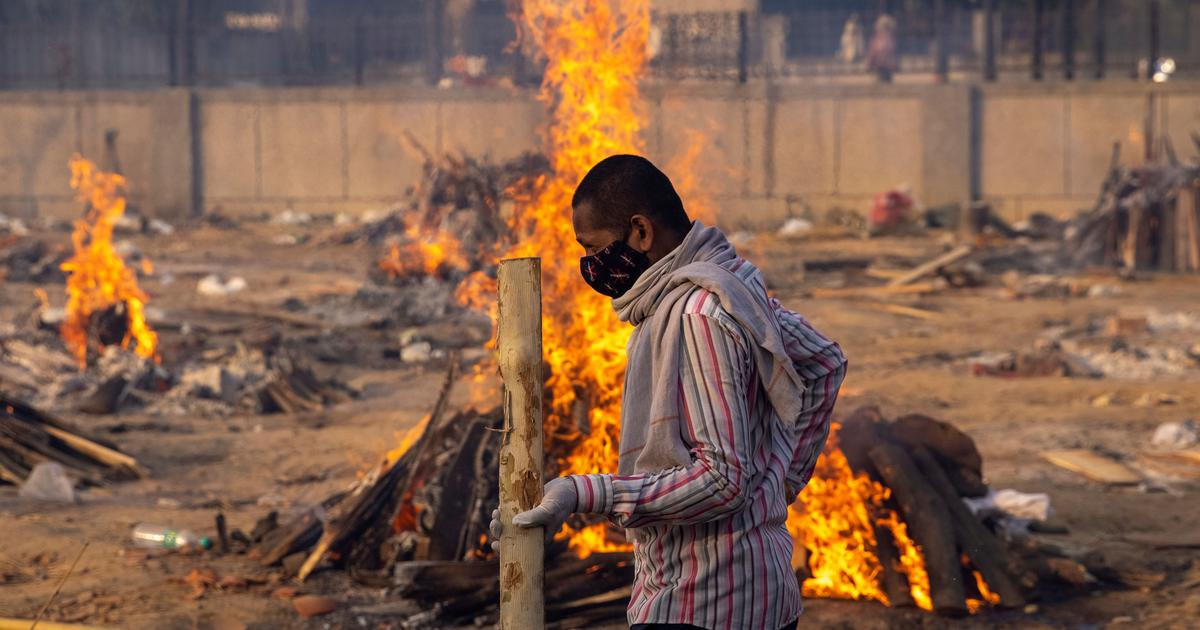 'Bodies after bodies are coming': Death and devastation in Delhi