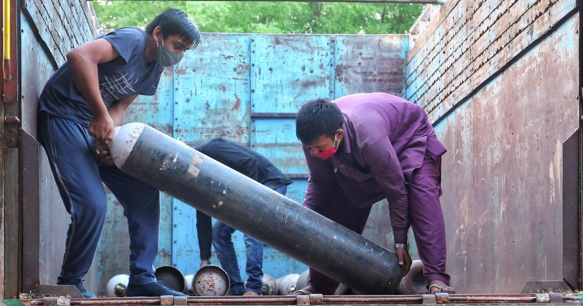 Covid-19: We will hang anyone who obstructs oxygen supply, says Delhi HC
