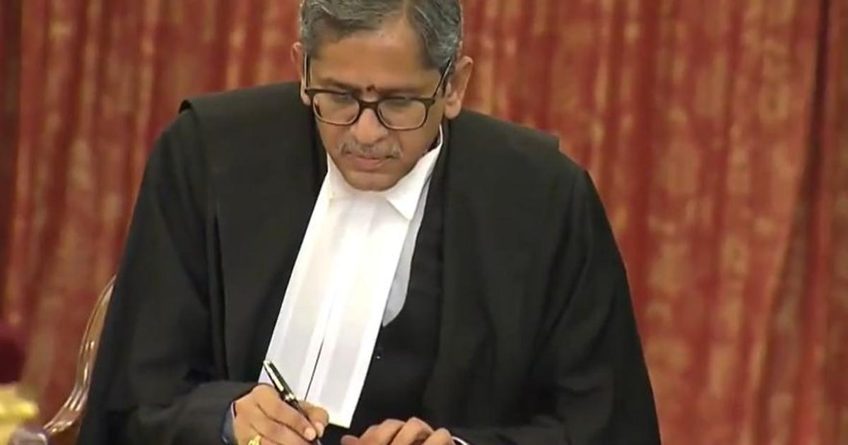 Brutal attacks on doctors are a matter of immediate concern: Chief Justice NV Ramana