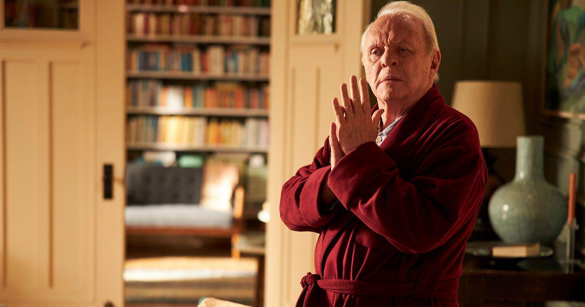 The Father movie review: Anthony Hopkins unforgettably portrays the true face of dementia