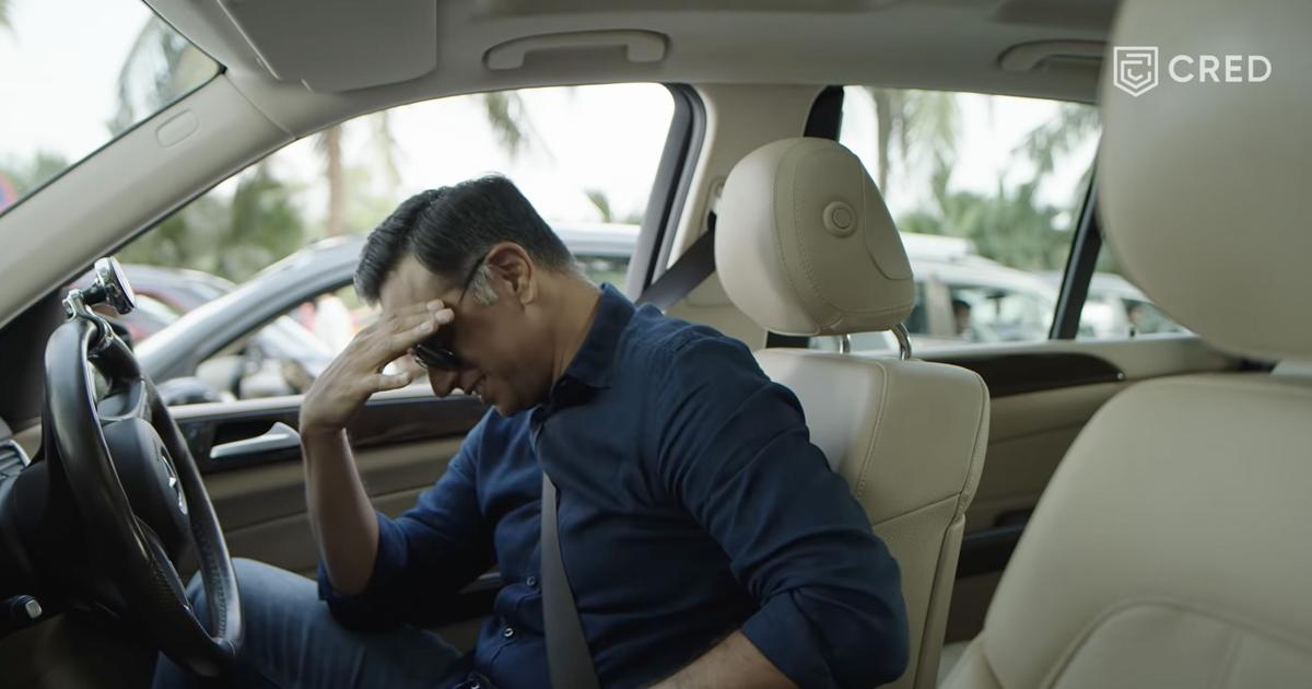 Watch: Behind the scenes of Rahul Dravid trying to get angry for the viral CRED advertisement