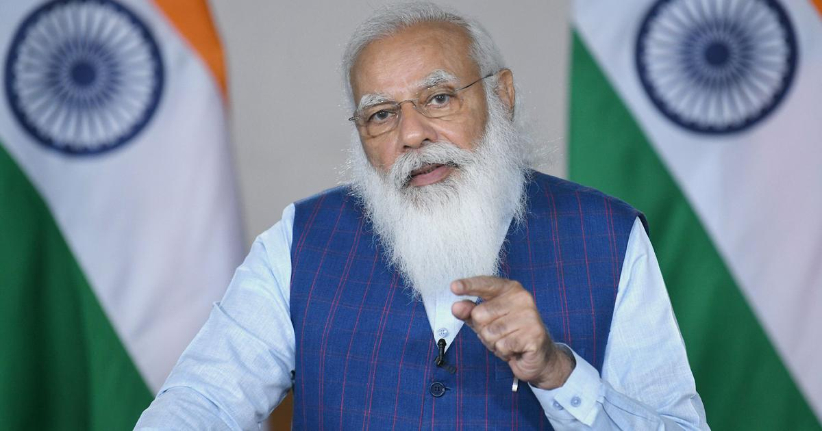 India witnessed a systematic destruction of institutions during Emergency: Narendra Modi