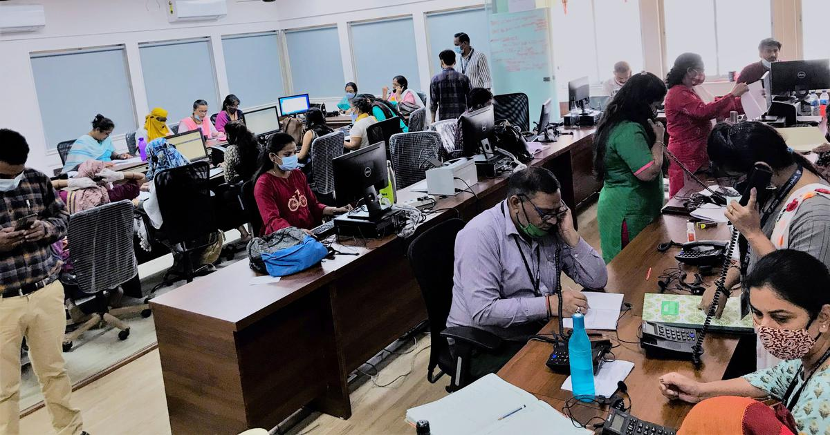 In a Covid-19 war room in Mumbai, the pandemic feels interminable – but key lessons have been learnt