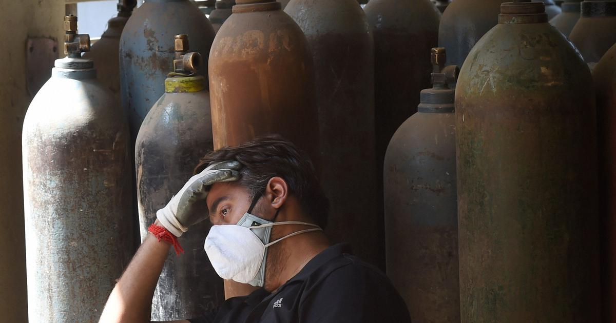 Covid-19: SC asks Centre to address Delhi oxygen shortage in two days, create buffer stock of gas
