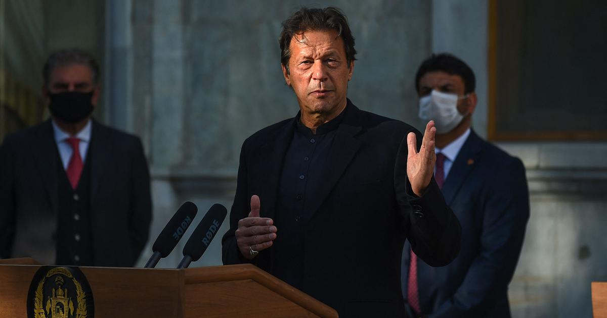 US treated Pakistan like a 'hired gun' in its fight against Taliban, says Imran Khan