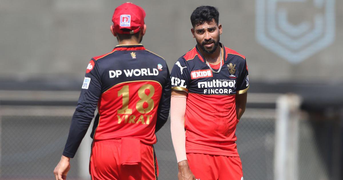 Data check: Mohammed Siraj, Prasidh Krishna dominate fastest deliveries list for IPL 2021 so far