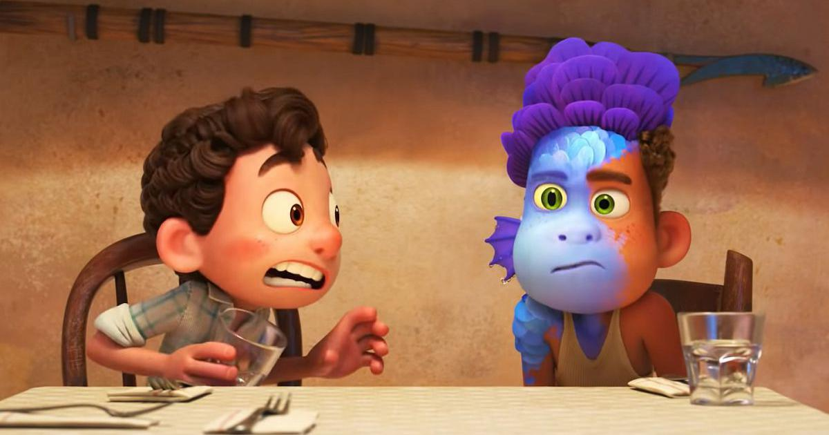 'Luca' trailer: Latest Pixar movie is about young sea monsters in disguise