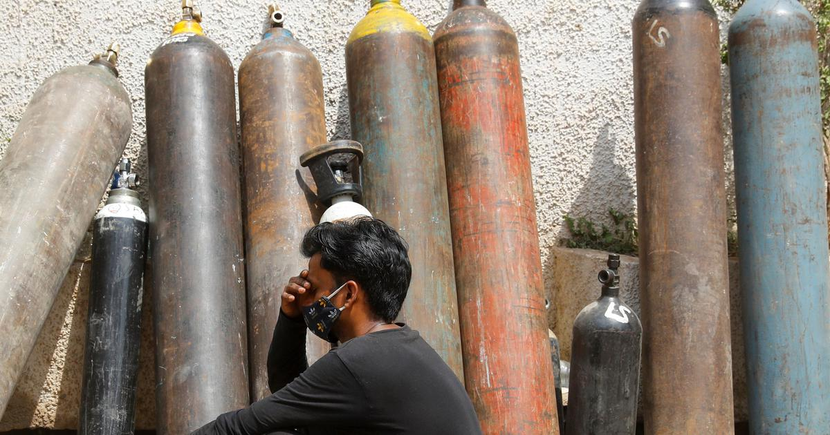 Oxygen crisis: Centre urges Delhi HC to recall contempt order, says there is a systematic failure