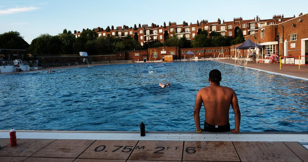 Your eyeballs grow cold: What my first attempt at cold water swimming in London taught me