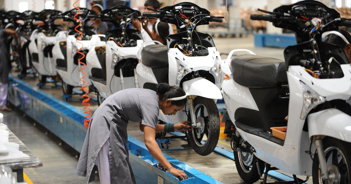 As fuel prices rise, electric scooters are finally gaining traction in India