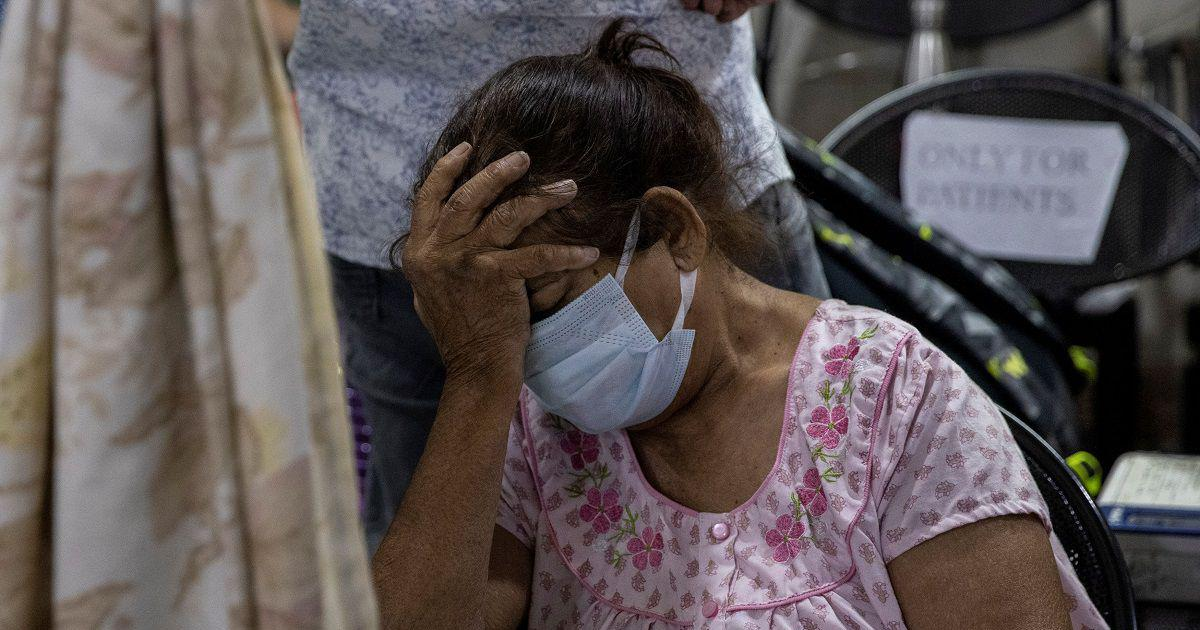In photos: In a hospital in coronavirus-ravaged Delhi, 'crisis is a mild word'