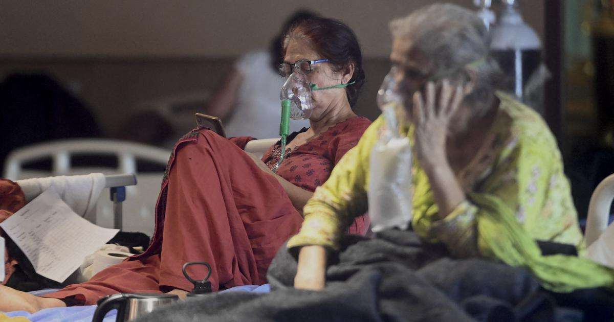 Covid-19: In their desperate search for oxygen and medicines, Indians are falling for online scams