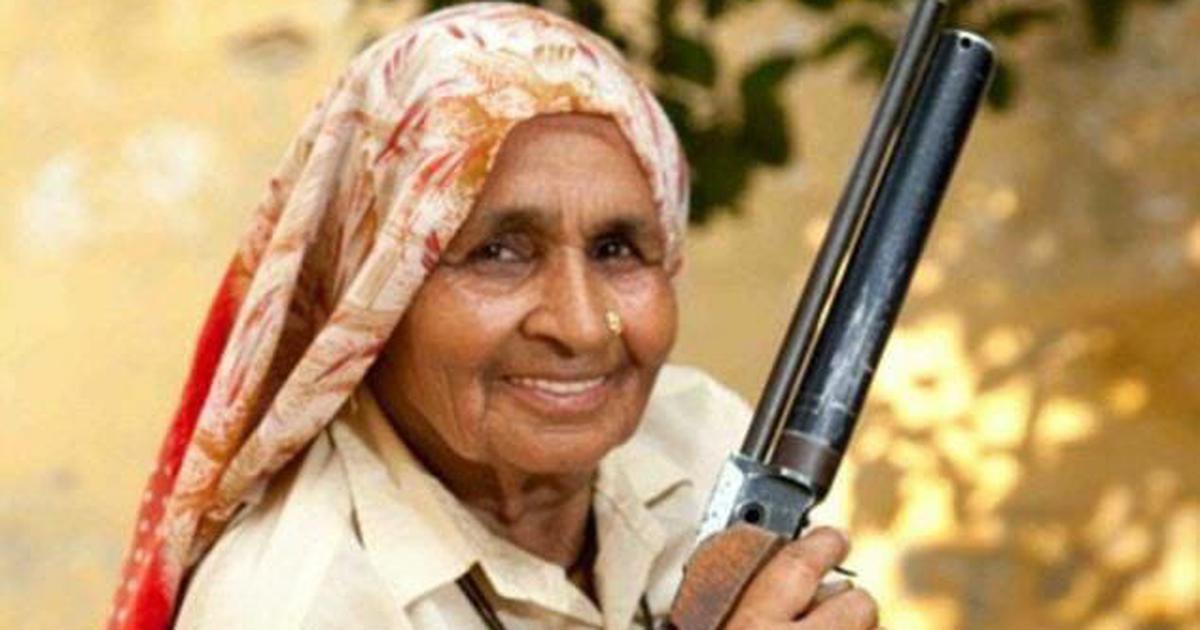 Chandro Tomar, popularly known as 'shooter dadi', dies of Covid-19 at 89; tributes pour in