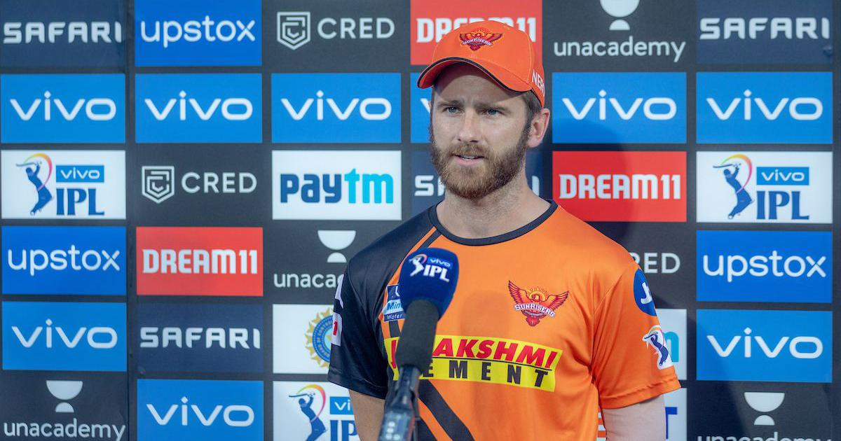 IPL 2021: Kane Williamson replaces David Warner as  Sunrisers Hyderabad captain