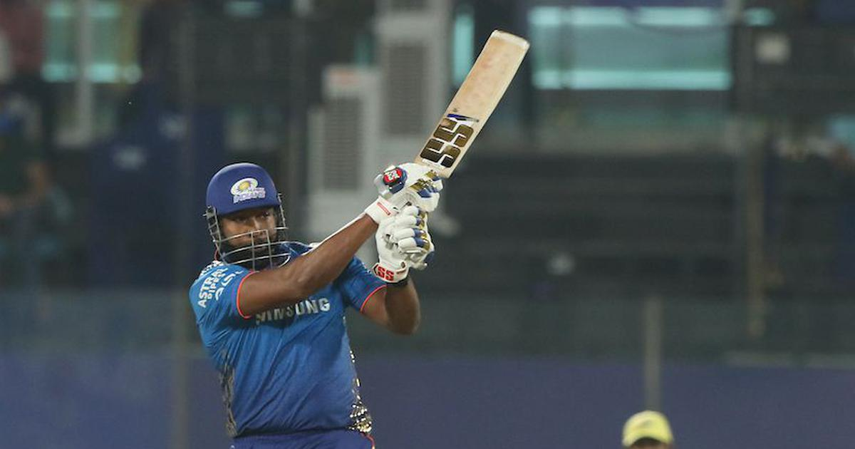 IPL 2021: Brilliant Pollard gives Mumbai Indians a thrilling four-wicket win over CSK