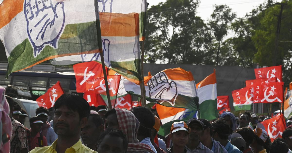 West Bengal polls: Left Front, Congress fail to win any seats