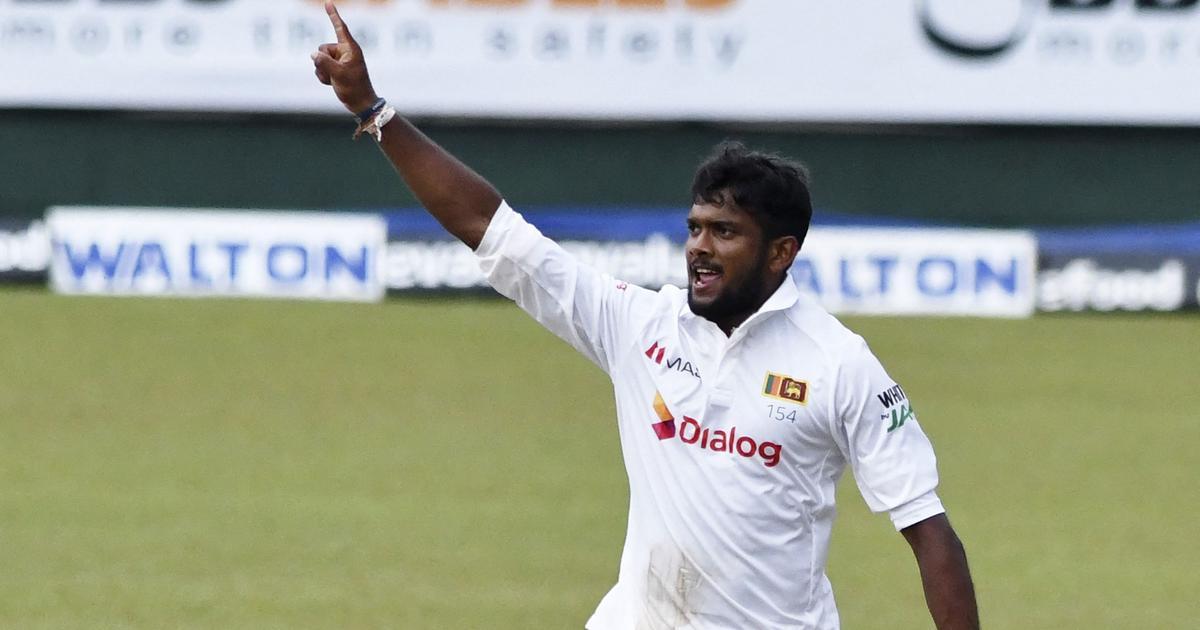 Second Test: Jayawickrama, Mendis star as Sri Lanka inch towards series win against Bangladesh
