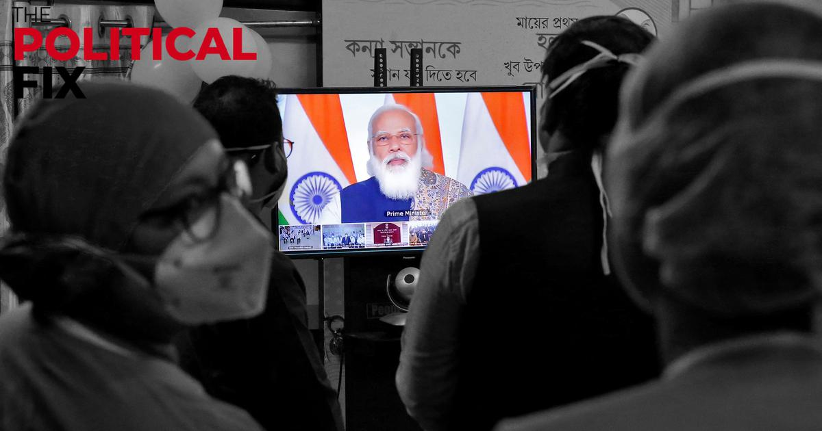 The Political Fix: Is the Modi government battling the virus –or fighting narrative wars?