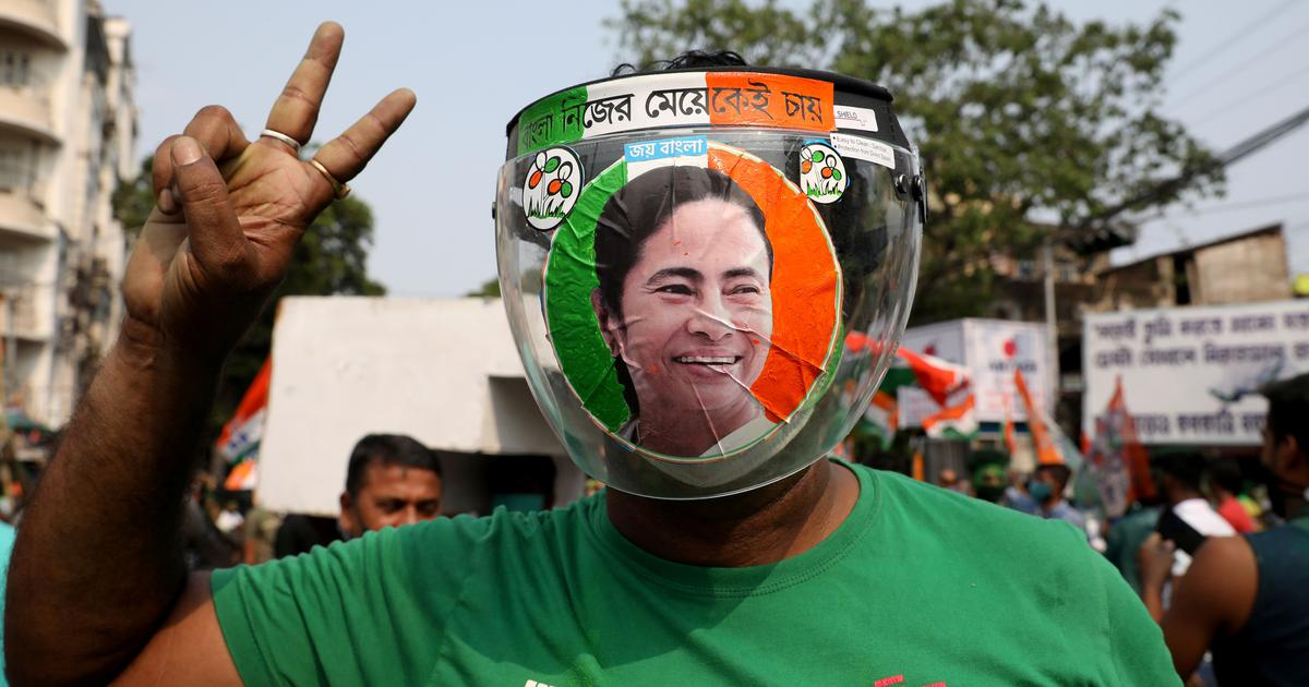 Bengal verdict: 25 charts show how the Trinamool conclusively beat the BJP