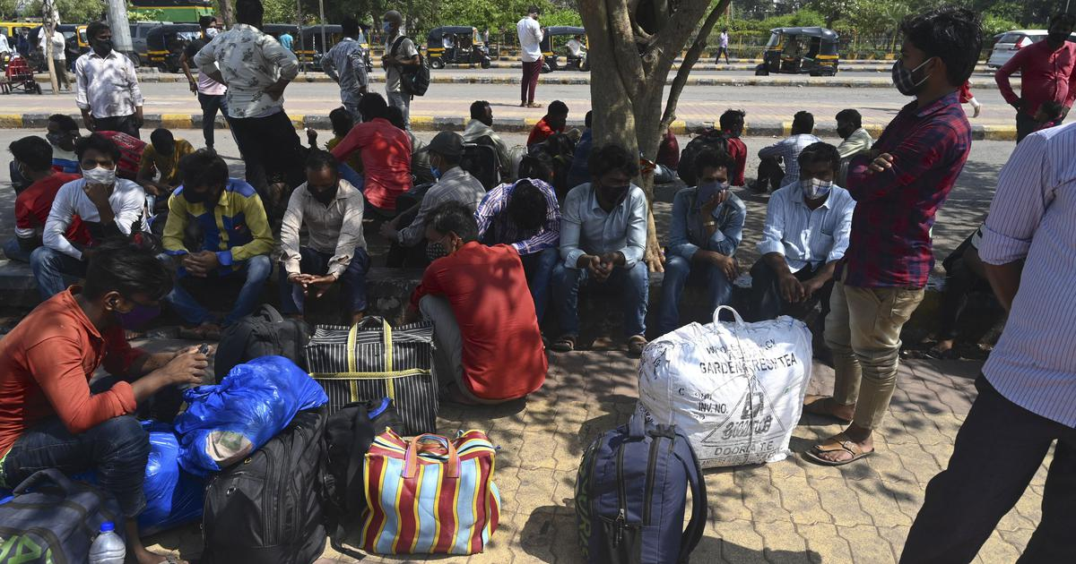 81% migrant workers interviewed say they've not got work due to local lockdowns, shows survey