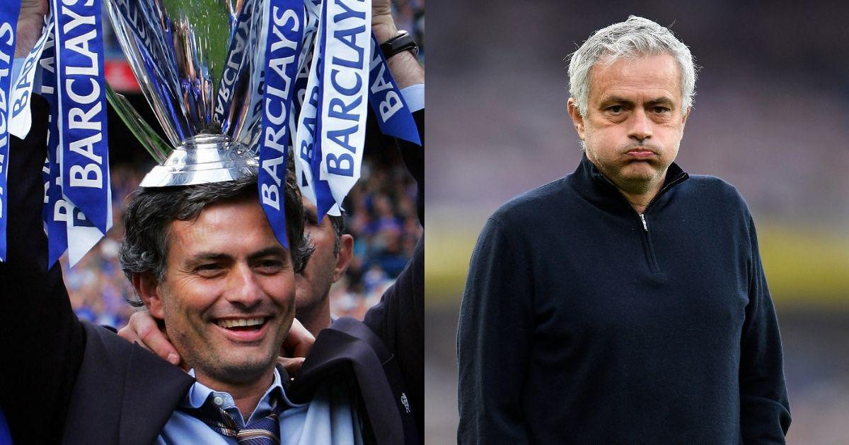 Once a serial winner, Jose Mourinho heads to AS Roma with his 'special' reputation at stake