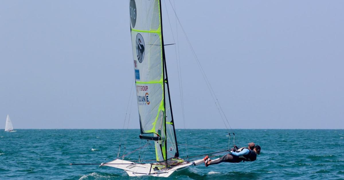 Sailing: Olympics-bound Varun, Ganapathy keen to continue working with Aussie coach Warren